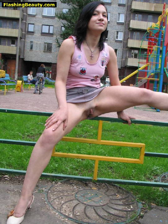 Amateur Teen Public Exposed